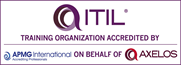 ITIL APMG on behalf of Axelos